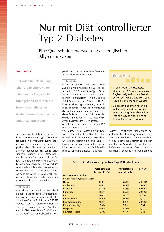 Diät für Bluthochdruck und Diabetiker. pdf