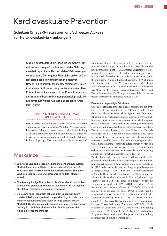 Kardiovaskuläre Prävention – Rosenfluh.ch
