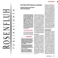 Hpv impfung manner australien, Hpv impfung manner kkh - Helminți și prevenire