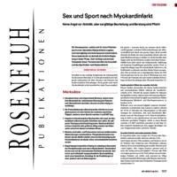Sex Und Sport Nach Myokardinfarkt Rosenfluhch