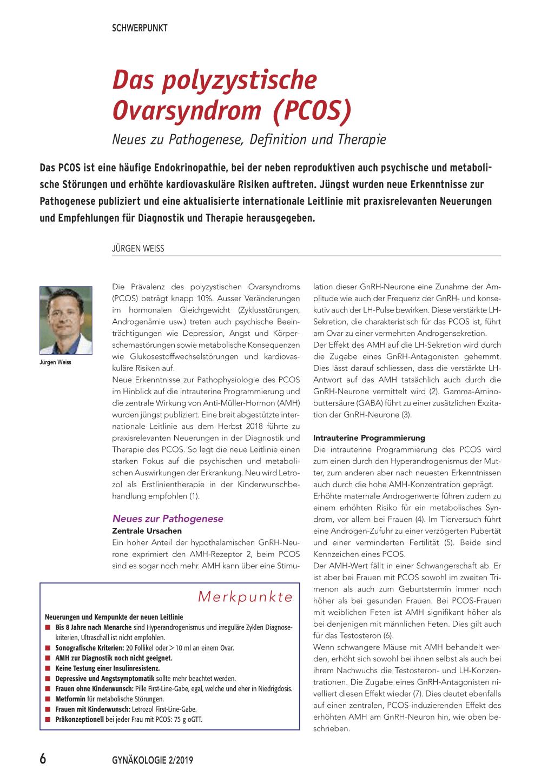 Diät für das Syndrom der polyzystischen Eierstöcke pdf