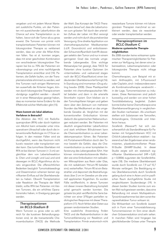 Das Leberzellkarzinom – Rosenfluh.ch