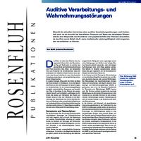 auditive verarbeitungs und wahrnehmungsstrungen rosenfluhch - Wahrnehmungsstorungen Beispiele