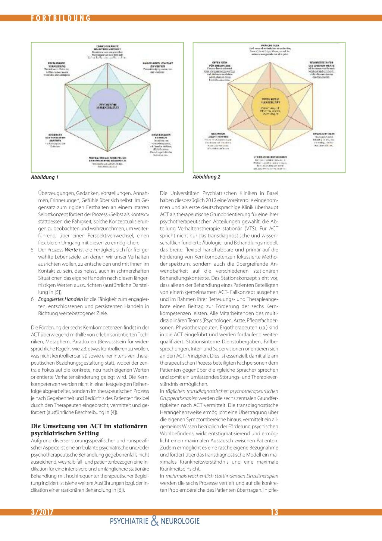 Akzeptanz- und Commitment-Therapie im stationären psychiatrischen ...